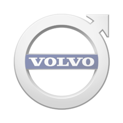 Classic Power Bank Volvo logóval