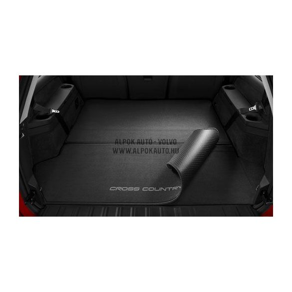 XC90 megfordítható csomagtér szőnyeg Grey