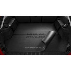XC90 megfordítható csomagtér szőnyeg Mocca brown