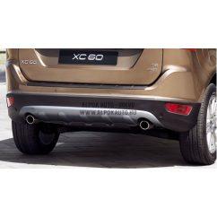 XC60 fenékvédő borítás ezüst