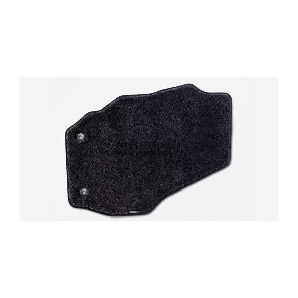S80 fekete premium szőnyeg (4 darabos)