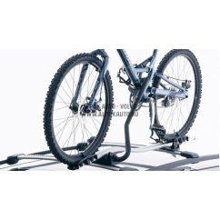 Keretre szerelhető alumínium kerékpártartó