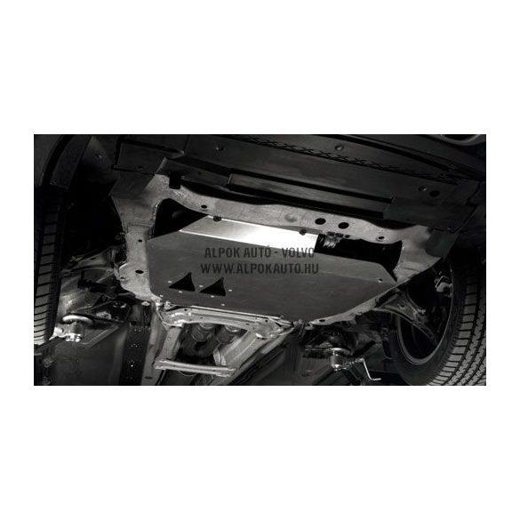XC60 motorvédő lemez