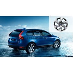 XC60 Argus Diamond cut/Light grey 8x18 alufelni