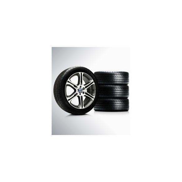 XC90 Thalassa Diamond cut/Dark grey matt 8x20 komplett nyárigumi szett
