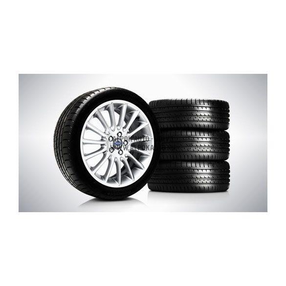 S60/V60/V70 Balius Silver Bright 8x18 komplett nyárigumi szett