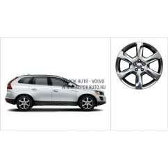 XC60 Fenir Black chrome 7,5x19 alufelni