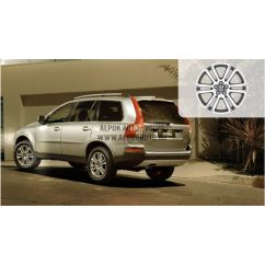 XC90 - Camulus - Nokian WR G2 SUV - téli kerék