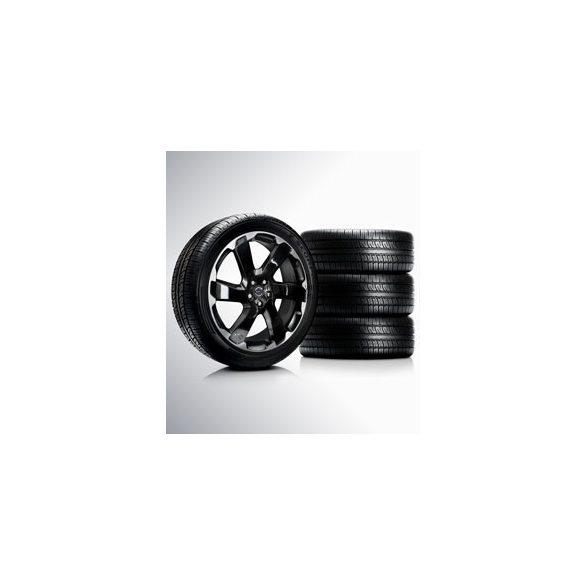 XC60 Talitha Diamond cut/Glossy black 8x20 komplett nyárigumi szett