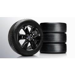 XC60 Erakir Glossy black 8x19 komplett nyárigumi szett