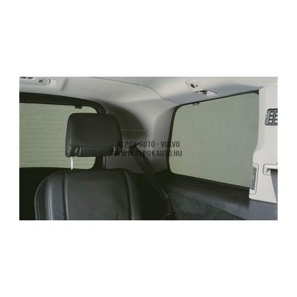 XC90 hátsó napellenző