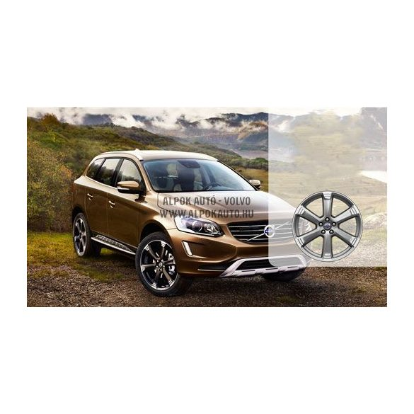 XC60 Candor Diamond Cut/Iron Stone 8x20 alufelni