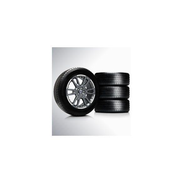 XC60 Achilles Diamond cut/Dark grey 7,5x19 komplett nyárigumi szett