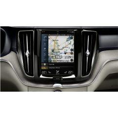 XC60 II Sensus navigáció