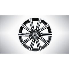 "XC60 II - 19"" Spoke Black Diamond Cut  - alufelni"