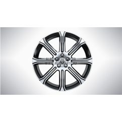 "XC60 II - 20"" Spoke Black Diamond Cut  - alufelni"