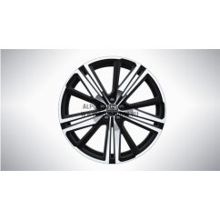 "XC60 II - 21"" Triple Spoke MattBlack Diamond Cut - alufelni"