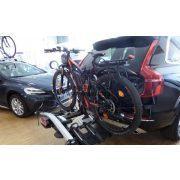 Vonóhorogra szerelhető 3-4es kerékpártartó legújabb modell!