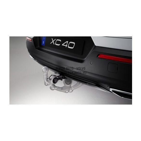 XC40 elektromosan lehajtható vonóhorog