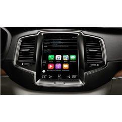 XC40 Apple CarPlay funkció