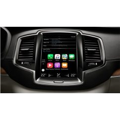 XC40 Apple CarPlay funkció