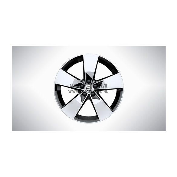 """XC40 - 19"""" Spoke Black White - alufelni"""