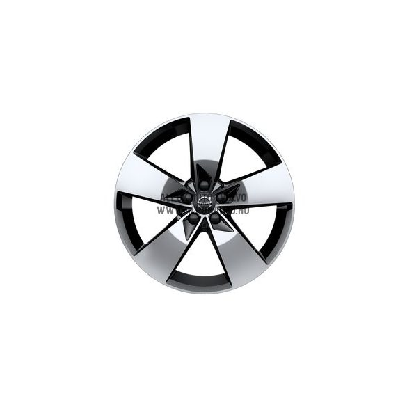 "XC40 - 19"" Spoke Black Diamond Cut - alufelni"