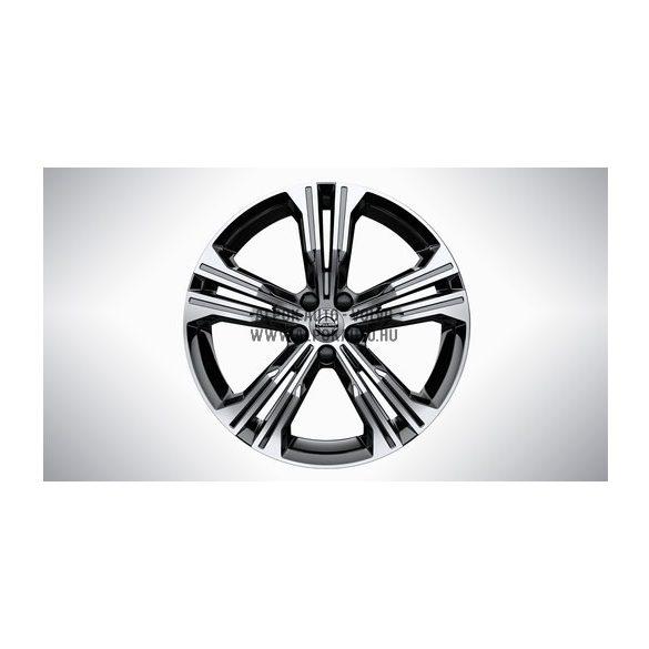 "XC40 - 19"" Double Spoke Black Diamond Cut - alufelni"