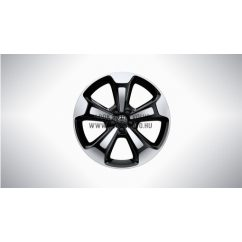 "XC40 - 20"" Spoke Black Diamond Cut - alufelni"