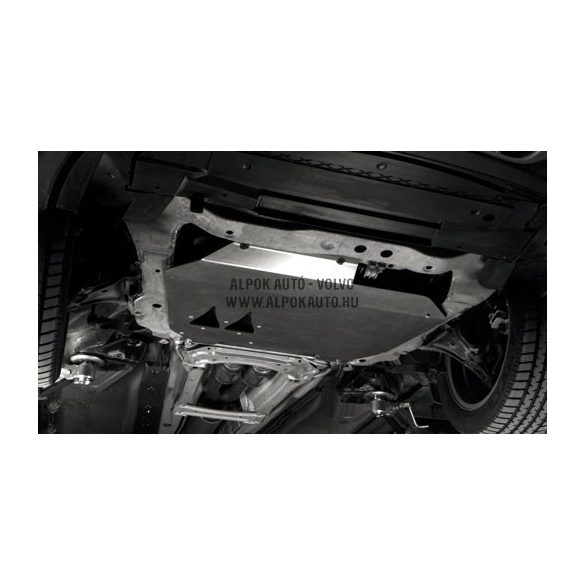 XC40 motorvédő lemez