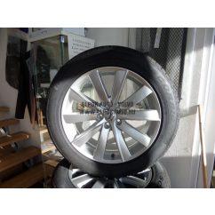 Volvo XC90 téli kerék szett (4 db) 10 küllős Pirelli gumival