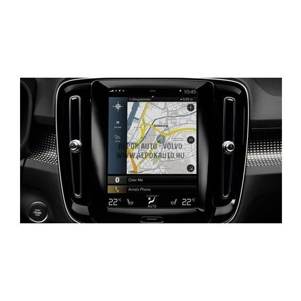 XC40 Sensus navigáció