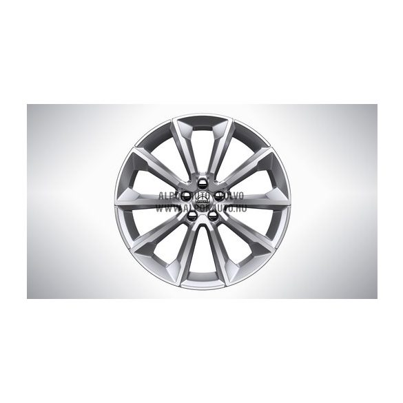 "V60 II - 19"" V Spoke Tinted Silver - alufelni"