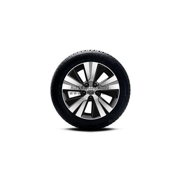 "V60 II - 16"" Spoke Black Diamond Cut - Komplett téli kerék szett - Nokian"