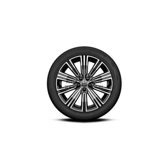 "V60 II - 18"" Multi Spoke Black Diamond Cut - Komplett téli kerék szett - Michelin"