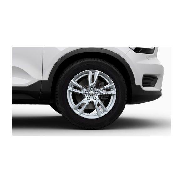 """XC40 - 18"""" Double Spoke Silver - komplett téli kerék szett - Nokian"""
