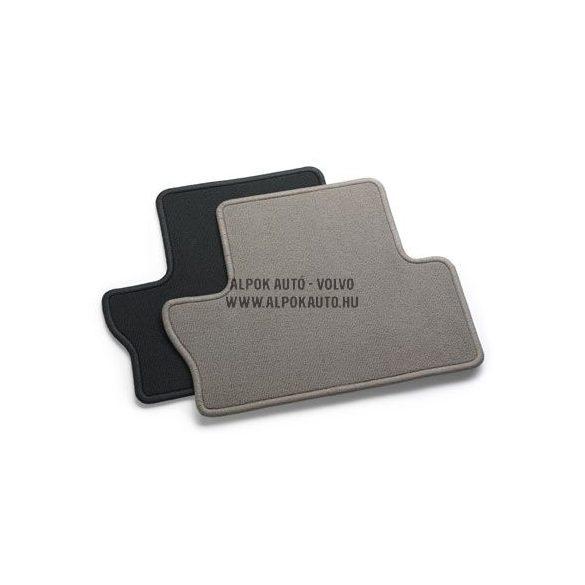 S60/V60 sötét textil szőnyeg (4 darabos)