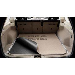 V70/XC70 sötét bővíthető csomagtér szőnyeg