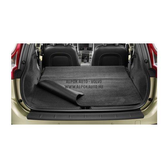 V60 sötét nagyobbítható csomagtér szőnyeg
