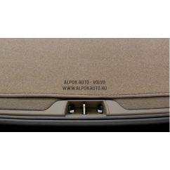 V70/XC70 sötét csomagtér szőnyeg