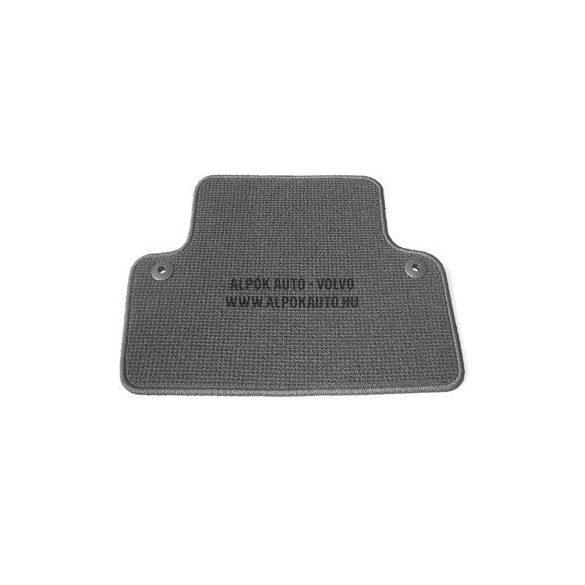V70/XC70 XC stílusú sötét szőnyeg (4 darabos)