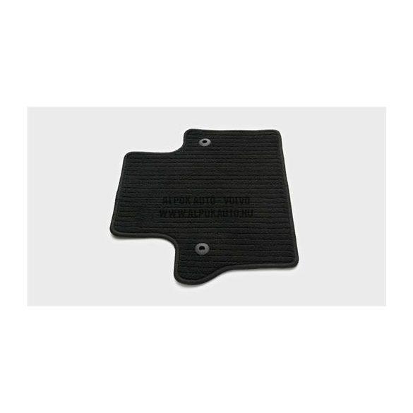 S80 fekete szőnyeg (4 darabos)
