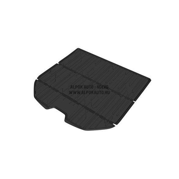 V60 sötét csomagtér gumiszőnyeg