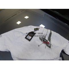 Volvo Ocean Race MUSTO unisex fehér póló