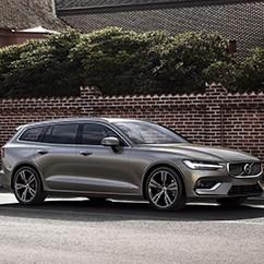 Volvo V60 II 2018-